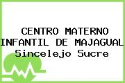CENTRO MATERNO INFANTIL DE MAJAGUAL Sincelejo Sucre