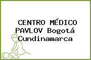 CENTRO MÉDICO PAVLOV Bogotá Cundinamarca