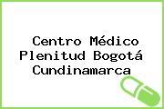 Centro Médico Plenitud Bogotá Cundinamarca