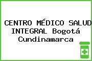 CENTRO MÉDICO SALUD INTEGRAL Bogotá Cundinamarca