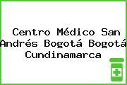 Centro Médico San Andrés Bogotá Bogotá Cundinamarca