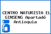 CENTRO NATURISTA EL GINSENG Apartadó Antioquia