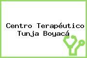 Centro Terapéutico Tunja Boyacá