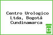 Centro Urologico Ltda. Bogotá Cundinamarca