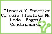 Ciencia Y Estética Cirugía Plastika Md Ltda. Bogotá Cundinamarca