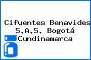Cifuentes Benavides S.A.S. Bogotá Cundinamarca