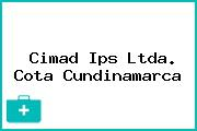 Cimad Ips Ltda. Cota Cundinamarca