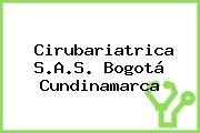 Cirubariatrica S.A.S. Bogotá Cundinamarca