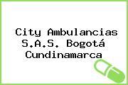 City Ambulancias S.A.S. Bogotá Cundinamarca