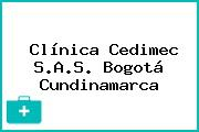 Clínica Cedimec S.A.S. Bogotá Cundinamarca