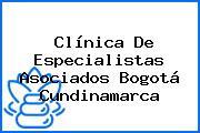 Clínica De Especialistas Asociados Bogotá Cundinamarca