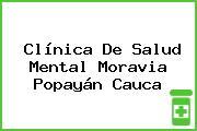 Clínica De Salud Mental Moravia Popayán Cauca