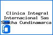 Clinica Integral Internacional Sas Soacha Cundinamarca