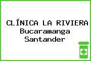 CLÍNICA LA RIVIERA Bucaramanga Santander