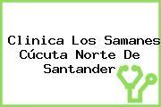 Clinica Los Samanes Cúcuta Norte De Santander
