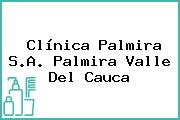 Clínica Palmira S.A. Palmira Valle Del Cauca