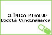 CLÍNICA PISALUD Bogotá Cundinamarca