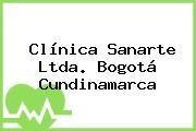 Clínica Sanarte Ltda. Bogotá Cundinamarca