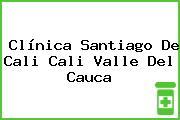 Clínica Santiago De Cali Cali Valle Del Cauca