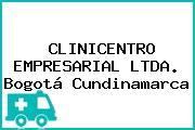 CLINICENTRO EMPRESARIAL LTDA. Bogotá Cundinamarca