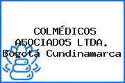 COLMÉDICOS ASOCIADOS LTDA. Bogotá Cundinamarca