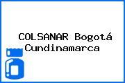 COLSANAR Bogotá Cundinamarca