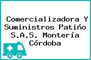 Comercializadora Y Suministros Patiño S.A.S. Montería Córdoba
