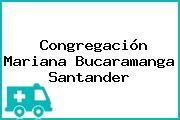Congregación Mariana Bucaramanga Santander