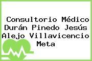 Consultorio Médico Durán Pinedo Jesús Alejo Villavicencio Meta
