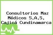 Consultorios Maz Médicos S.A.S. Cajicá Cundinamarca