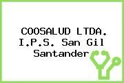 COOSALUD LTDA. I.P.S. San Gil Santander