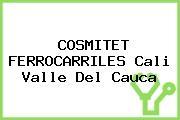 COSMITET FERROCARRILES Cali Valle Del Cauca