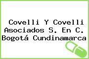 Covelli Y Covelli Asociados S. En C. Bogotá Cundinamarca