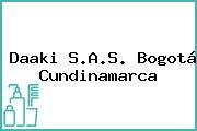 Daaki S.A.S. Bogotá Cundinamarca