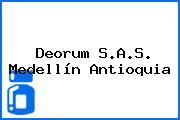 Deorum S.A.S. Medellín Antioquia