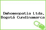 Dmhomeopatia Ltda. Bogotá Cundinamarca