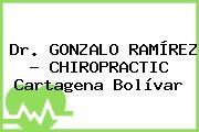 Dr. GONZALO RAMÍREZ - CHIROPRACTIC Cartagena Bolívar