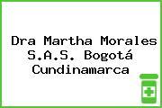Dra Martha Morales S.A.S. Bogotá Cundinamarca