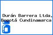 Durán Barrera Ltda. Bogotá Cundinamarca