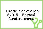 Emede Servicios S.A.S. Bogotá Cundinamarca