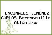 ENCINALES JIMÉNEZ CARLOS Barranquilla Atlántico