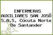 ENFERMERAS AUXILIARES SAN JOSÕ S.A.S. Cúcuta Norte De Santander