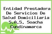 Entidad Prestadora De Servicios De Salud Domiciliaria S.A.S. Soacha Cundinamarca
