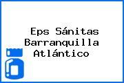 Eps Sánitas Barranquilla Atlántico