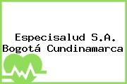 Especisalud S.A. Bogotá Cundinamarca