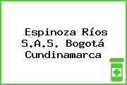 Espinoza Ríos S.A.S. Bogotá Cundinamarca