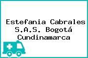 Estefania Cabrales S.A.S. Bogotá Cundinamarca