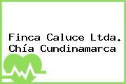 Finca Caluce Ltda. Chía Cundinamarca