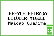 FREYLE ESTRADA ELIÕCER MIGUEL Maicao Guajira