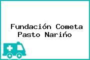 Fundación Cometa Pasto Nariño